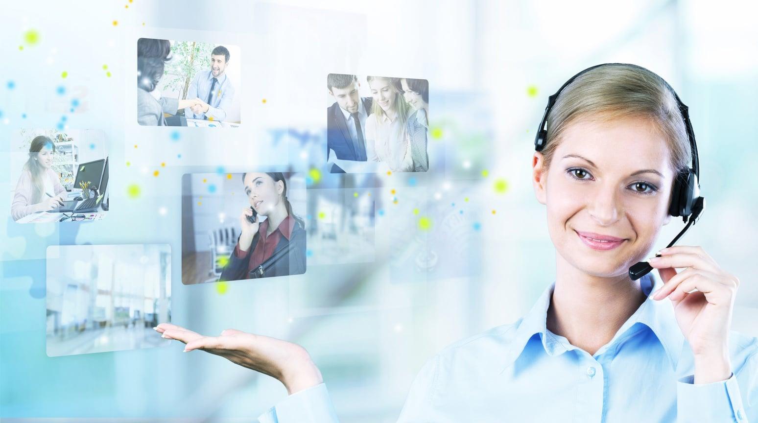 Centre d'accueil téléphonique, relation client, centre de contact