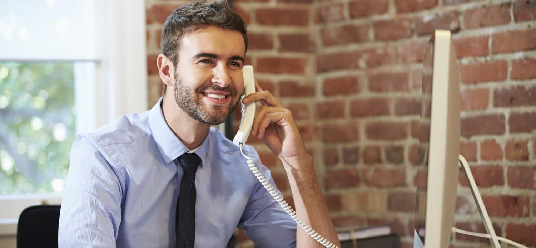 Accueil telephonique entreprise