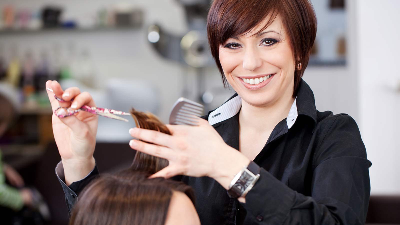 accueil telephonique coiffeur