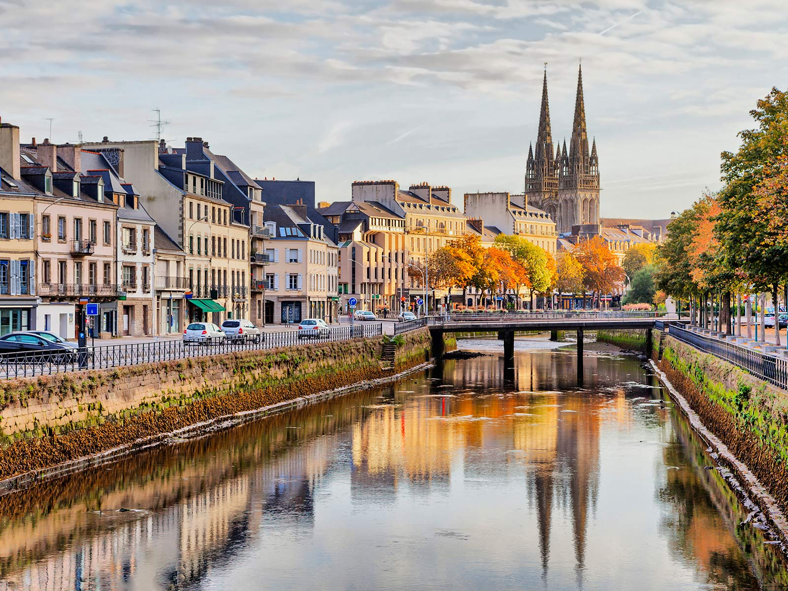 domiciliation quimper