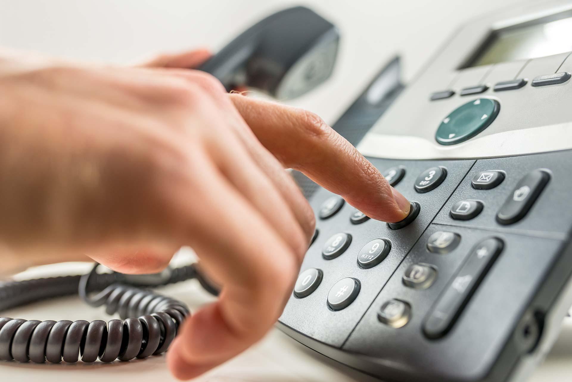 appels téléphoniques